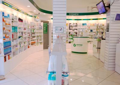 gallery interno farmacia